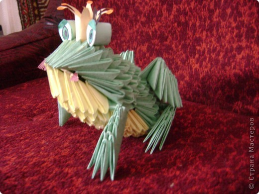 А вот и моя царевна-лягушка фото 2