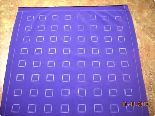 Мастер-класс Шитьё Буфы Цветочные Бисер Нитки Ткань фото 4