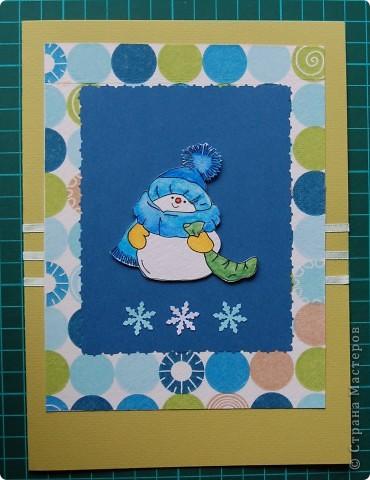 Сразу за первой родилась вторая открытка по скетчу Арт уголка: http://blog.artugolok.ru/2010/10/17.html фото 1