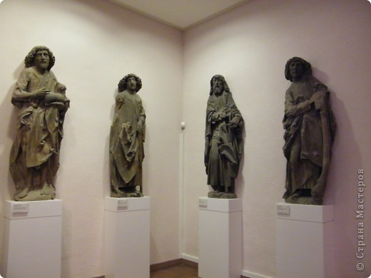 экспонаты замка МАРЬИНБЕРГ.  фото 13