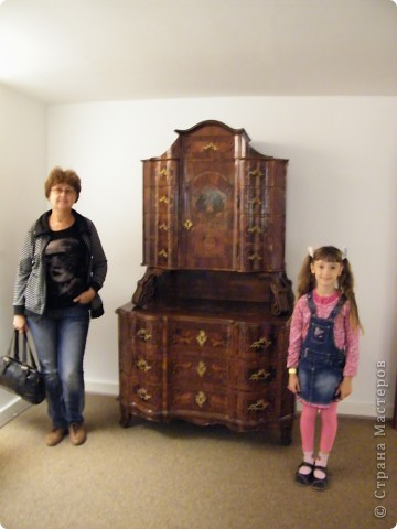 экспонаты замка МАРЬИНБЕРГ.  фото 11