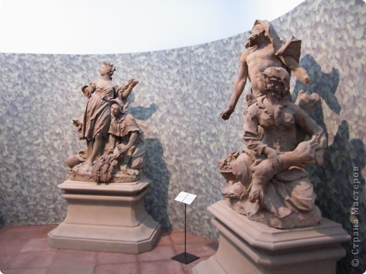 экспонаты замка МАРЬИНБЕРГ.  фото 27