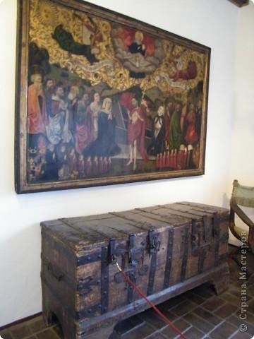 экспонаты замка МАРЬИНБЕРГ.  фото 28