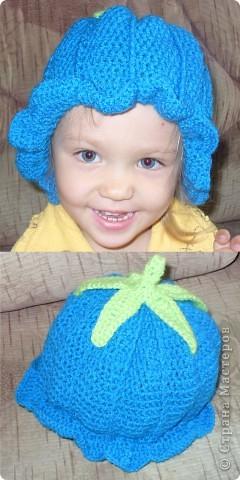 Дочина шляпка-клумба :))) фото 3