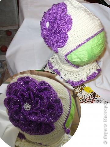 Дочина шляпка-клумба :))) фото 5