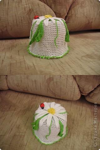 Дочина шляпка-клумба :))) фото 2