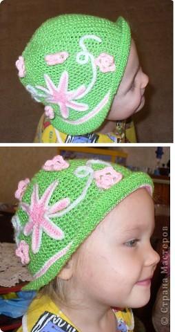 Дочина шляпка-клумба :))) фото 1
