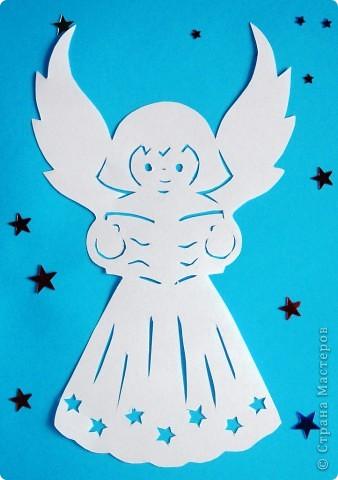 Ангелочек поет фото 1