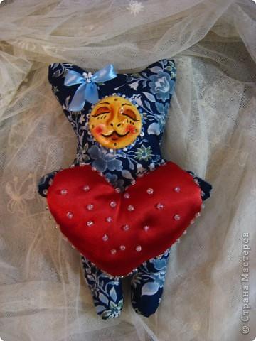 сплюшки весенние близняшки... высота около 30 см текстиль, атласные ленты, бисер, пластик фото 4