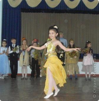 Первый конкурс. Костюм короля и королевы осени. фото 6