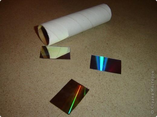Хочу рассказать, как я делала калейдоскоп - игрушку детства! фото 5