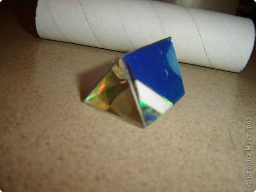 Хочу рассказать, как я делала калейдоскоп - игрушку детства! фото 6