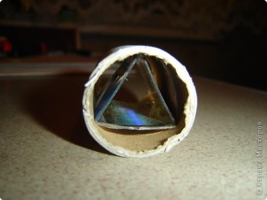 Хочу рассказать, как я делала калейдоскоп - игрушку детства! фото 7