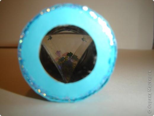Хочу рассказать, как я делала калейдоскоп - игрушку детства! фото 16