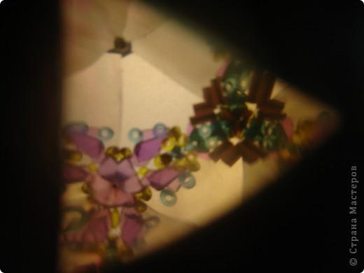 Хочу рассказать, как я делала калейдоскоп - игрушку детства! фото 1