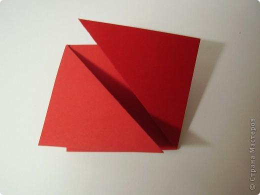 """Новый год с каждым днем все ближе. Хочется порадовать родных и друзей каким-нибудь необычным подарком. Предлагаю сделать открытку необычной формы - """"раскладушку"""". фото 7"""
