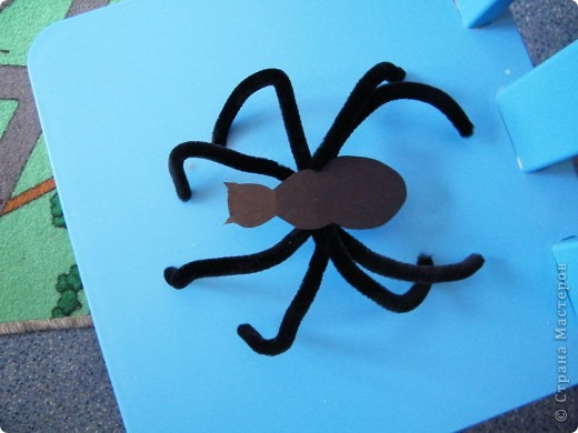 Наш с Илюхой паук №1 фото 1