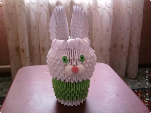 Этих зайцев делала в подарок на юбилей знакомой фото 2
