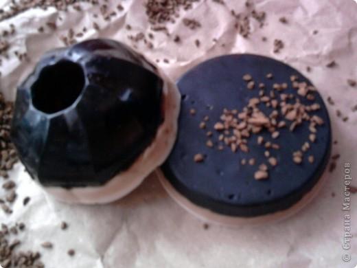 Кофейное и шоколадное мыло фото 2