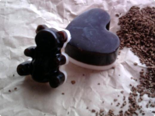 Кофейное и шоколадное мыло фото 3