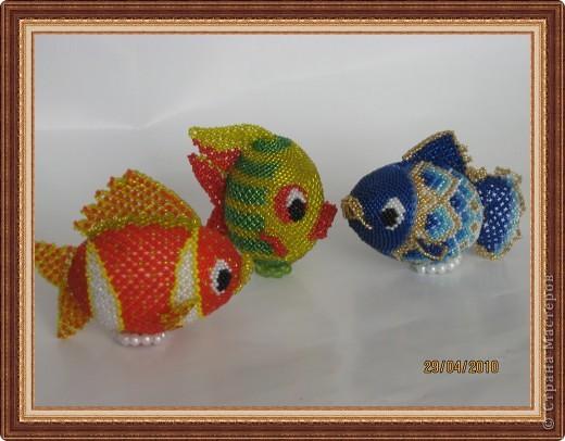 Рыбка сделана ещё весной, но всё руки не доходили , или лень-матушка не давала её Вам показать ... фото 4