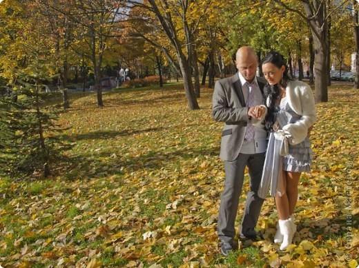 Свадебные бокальчики для НАС фото 3