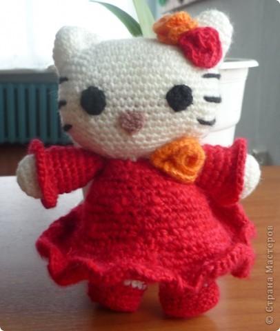 амигуруми Hello Kitty