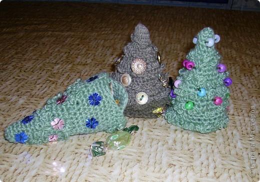 Не за горами Новый год! У меня выросли такие елочки, до 10-15 см высотой. фото 2
