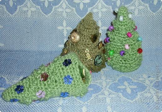 Не за горами Новый год! У меня выросли такие елочки, до 10-15 см высотой. фото 11