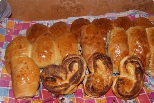 пироги из кефирного дрожжевого теста