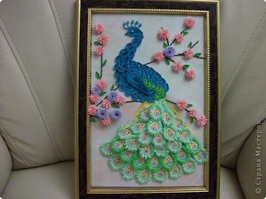 """Очень долго любовалась """"Царской птицей"""" Ольги Ольшак и наконец сделала свою в подарок другу - не знаю, понравится ли она ему...."""