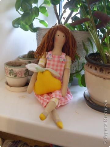 Еще одна тильда-садовница фото 1