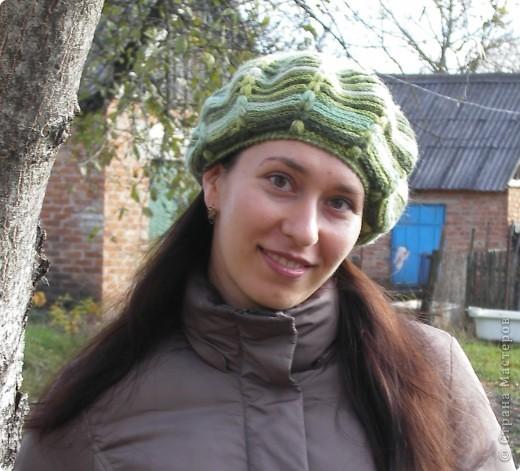 Для вязания берета использовала пряжу - Ангора батик (Angora batik) 50 % мохер 50% акрил. Состав: 50% мохер 50% акрил Вес: 100гр Длина нити в мотке: 440м Потребовалось около 150 г. фото 3