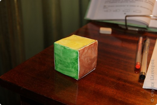куб фото 3