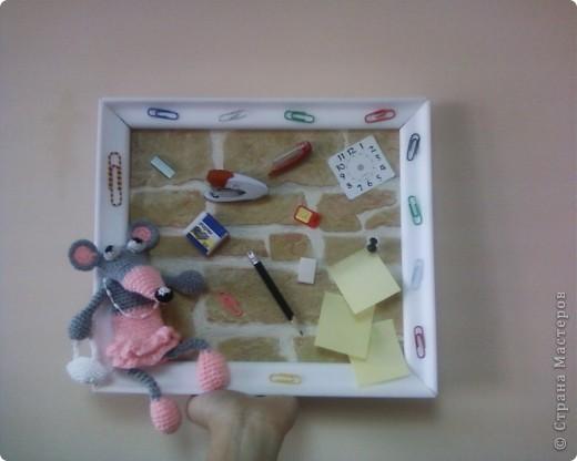 Вот такая крыска поселилась у нас в бухгалтерии. фото 2