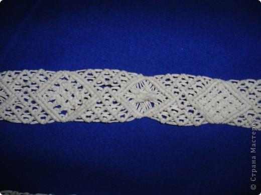 плетеный пояс фото 2