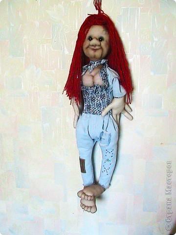 Кукла в подарок другу фото 2