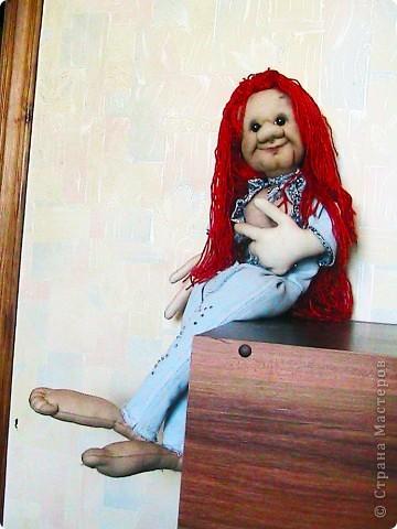 Кукла в подарок другу фото 3