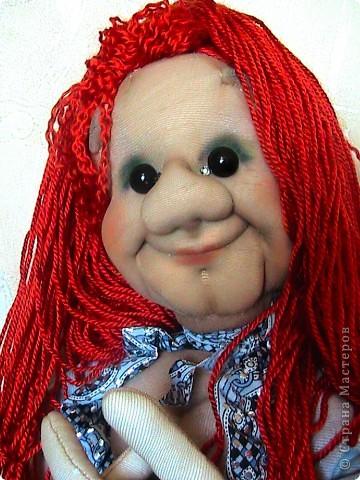 Кукла в подарок другу фото 1
