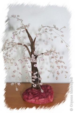Сказочное дерево снежной королевы