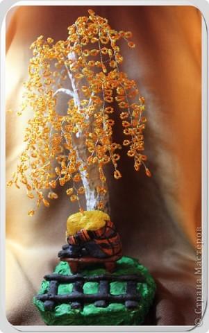 Осення березка фото 1