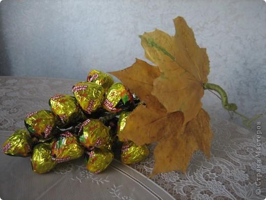 Поделка из конфет своими руками фото