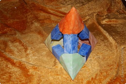 это пирамида TETRAHEDRON фото 3