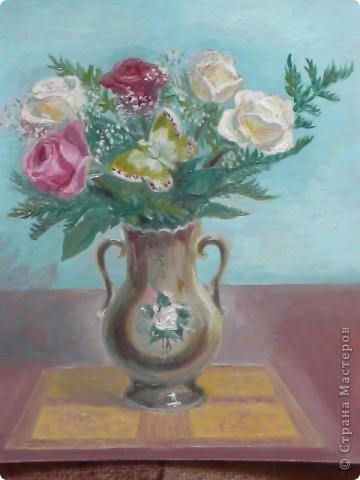 Букет роз (с изменениями)