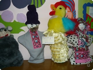"Кукла ""Алёнушка"". Постарались Даша Балдина с мамой. фото 2"