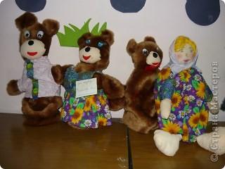 "Кукла ""Алёнушка"". Постарались Даша Балдина с мамой. фото 3"