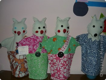 "Кукла ""Алёнушка"". Постарались Даша Балдина с мамой. фото 9"