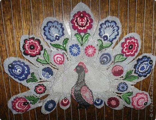 чудо-птица, фрагмент фото 1