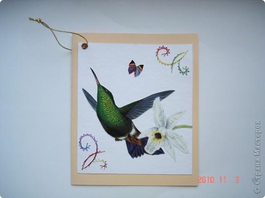 Букетные открытки фото 3