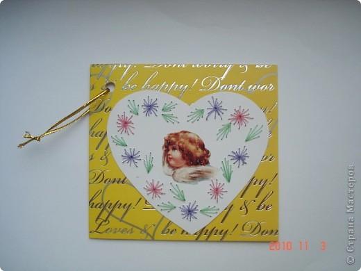 Букетные открытки фото 2